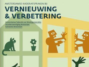 Amsterdamse kaderafspraken bij vernieuwing en verbouwing