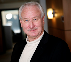 Voorzitter HYA: Peter Weppner