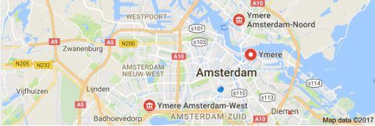 Google-kaarjte regiokantoren
