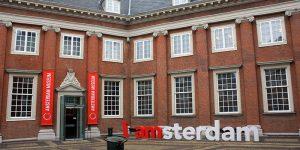 Exterieur Amsterdam Museum