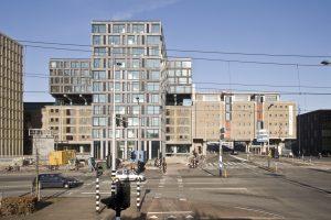 Ymere hoofdkantoor